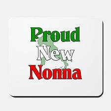 Proud New Nonna Mousepad