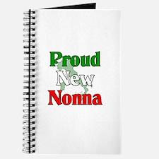 Proud New Nonna Journal