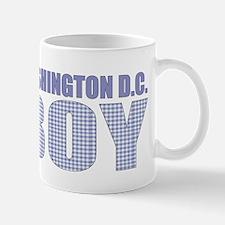 Washington D.C. Boy Mug
