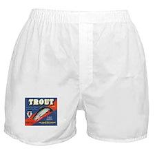 Trout Boxer Shorts