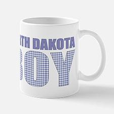 North Dakota Boy Mug