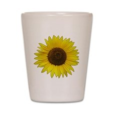 Helaine's Sunflower Shot Glass