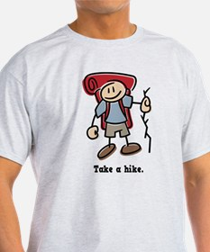 Cute Take a Hike T-Shirt