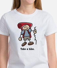 Cute Take a Hike Tee