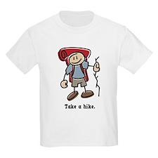 Cute Take a Hike T-Shirt