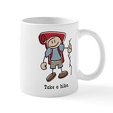 Cute Take a Hike Mug