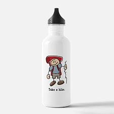 Cute Take a Hike Water Bottle