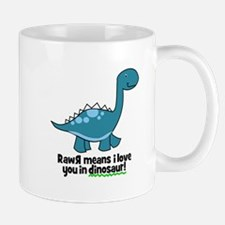 Dinosaur Mug
