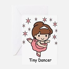 Tiny Dancer Greeting Card