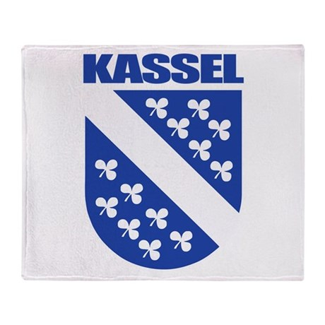 Kassel Throw Blanket