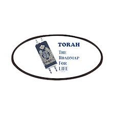 Torah Roadmap Jewish Patches