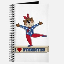 I Love Gymnastics Journal