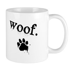 Woof Design Mugs