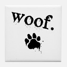 Cute Animals sounds Tile Coaster