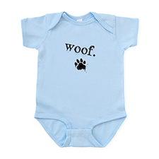 Unique Animals sounds Infant Bodysuit