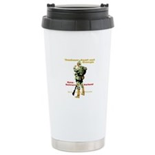 Endurance Strength Energy Travel Mug