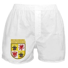 Mecklenburg-Vorpommern COA Boxer Shorts