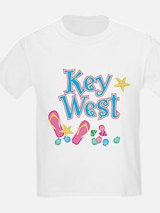 Key West Flip Flops - T-Shirt