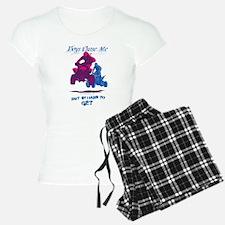 Boys Chase Me Pajamas