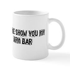 Arm Bar Mug