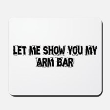 Arm Bar Mousepad