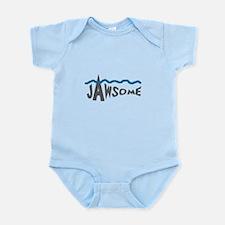 Jawsome Word Shark Infant Bodysuit