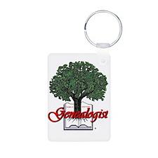 Genealogist Keychains