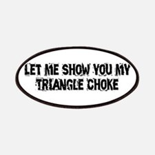 Triangle Choke Patches