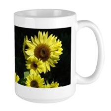 Sunflowers Floral Gifts Mug