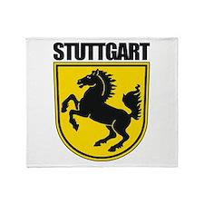 Stuttgart Throw Blanket