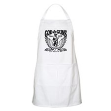 God & Guns Apron