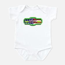 "Moms Taxi ""USA"" Infant Creeper"