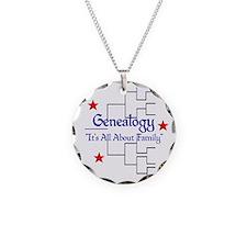 Genealogy Necklace