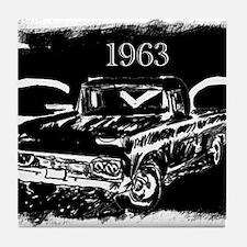 1963 GMC Tile Coaster