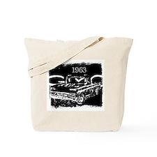 1963 GMC Tote Bag