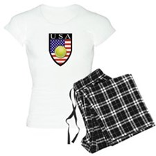 USA Tennis Patch Pajamas