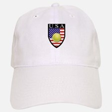USA Tennis Patch Cap