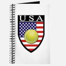 USA Tennis Patch Journal