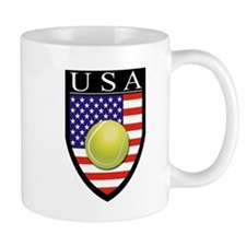 USA Tennis Patch Mug