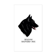 Belgian Shepherd Dog Decal