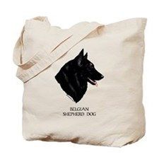 Belgian Shepherd Dog Tote Bag