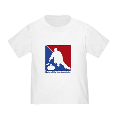 National Curling Association Infant/Toddler T-Shir