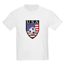 USA Soccer Patch T-Shirt