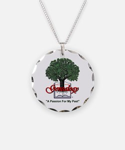 Genealogy Necklace