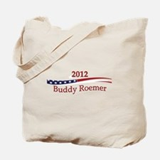 Buddy Roemer Tote Bag
