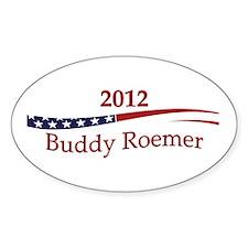 Buddy Roemer Decal