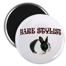 HARE WE GO Magnet