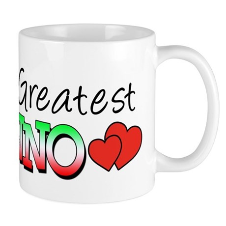 World's Greatest Nonno Mug