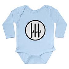Fascist Italy Roundel Long Sleeve Infant Bodysuit