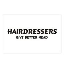 Hairdressers Postcards (Package of 8)